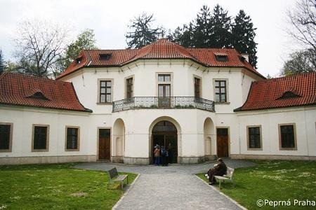 Vojtěška, Břevnovský klášter, Perlička prasátka Pepříka