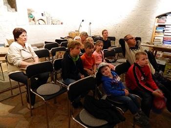 Juditina věž, Peprná procházka, procházky po Praze pro děti, volný čas s dětmi v Praze