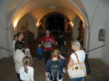 kostel, sv. Františka z Assisi, Peprná procházka, procházky po Praze pro děti, volný čas s dětmi v Praze