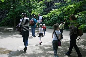 Valdštejnská zahrada, Peprná procházka, procházky po Praze pro děti, volný čas s dětmi v Praze